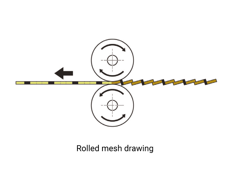 rolled-mesh-drawing